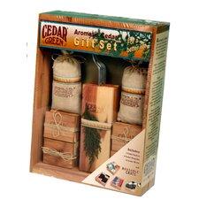 Cedar Gift Set
