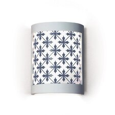 Silhouette Somerset 1 Light Wall Sconce