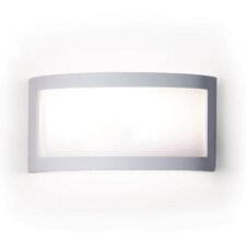 Silhouette Translucency 1 Light Wall Sconce