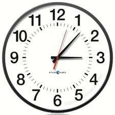 "16.97"" Wireless Wall Clock"