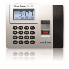 TimeTrax Elite Biometric Time and Attendance Terminal Only