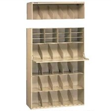 Stackable Filing System Open Filing Unit