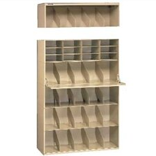 Letter Size Stackable Filing System Open Filing Unit