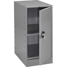 Tennsco Add-A-Stack Shelving System 1 Door Storage Cabinet