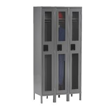 2 Tier 3 Wide Box Locker