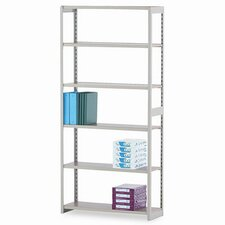 "Regal 76"" H 6 Shelf Shelving Unit Starter"
