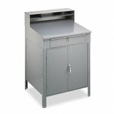 Steel Cabinet Shop Desk