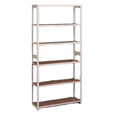 Regal 6 Shelf Shelving Unit Starter