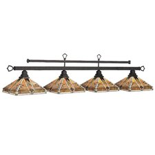 Taliesin 4 Light Billiard Light