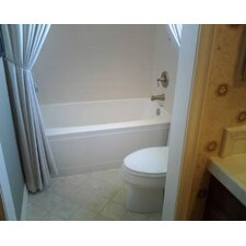 "Builder 72"" x 32"" Regan Soaking Bathtub"