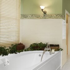 """Builder Marie 60"""" x 42"""" Air/Whirlpool Bathtub with Thermal System"""