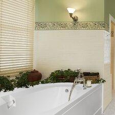 """Builder Marie 60"""" x 42"""" Air/Whirlpool Bathtub"""