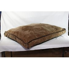 Luxurious Corduroy Gusseted Dog Bed