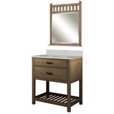 """Toby 31"""" Single Bathroom Vanity Set"""