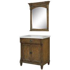 "Regency Place 31"" Single Bathroom Vanity Set with Integrated Sink"