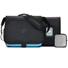 MacBook Pro Messenger Bag with Sleeve and Pouch