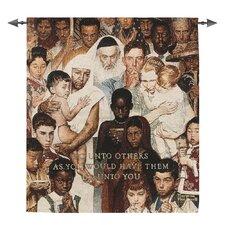 Golden Rule Tapestry