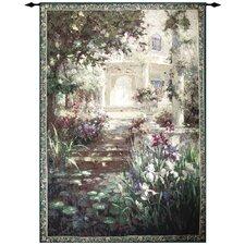 Ivy Column Tapestry