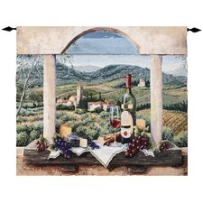 Vin De Provence Tapestry