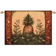 Rhapsody Verde Tapestry