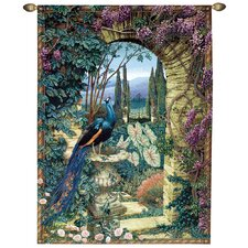 The Secret Garden Tapestry