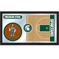 NCAA Basketball Mirror Framed Graphic Art