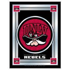 NCAA  Logo Mirror Framed Graphic Art