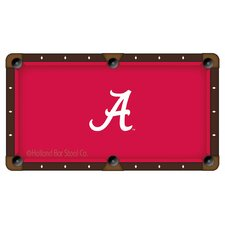 NCAA Pool Table Cloth
