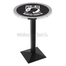 Military Pub Table