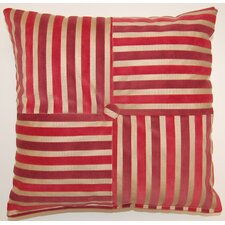 Hillston KE Pieced Button Throw Pillow (Set of 2)