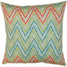 Trend Spotter Cotton Throw Pillow