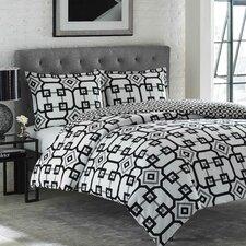 Cathi 3 Piece Comforter Set