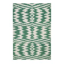 Junction Emerald Outdoor Area Rug