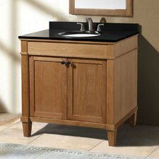 "37"" Single Bathroom Vanity Set"