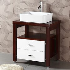 "27"" Single Bathroom Vanity Set"