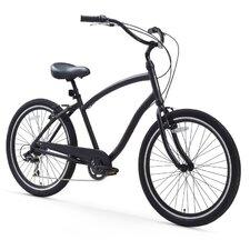 "Men's Every Journey 26"" Seven Speed Sport Hybrid Cruiser Bicycle"