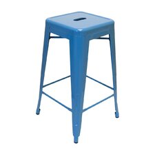 "Industrial Classics 26.5"" Bar Stool (Set of 2)"