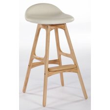 Torbin 29.5'' Bar Stool with Cushion