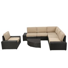 Laurel Creek 7 Piece Seating Group with Cushion