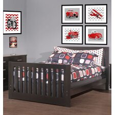 Liscio Toddler and Full Size Bed Conversion Kit