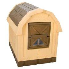 Dog Palace Large Dog House with Bed