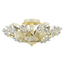 Abbie 6 Light Semi Flush Mount