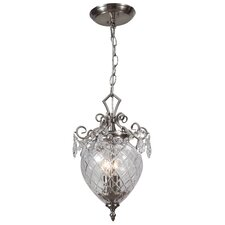 Avery 2 Light Mini Pendant