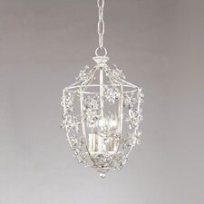Abbie 3 Light Convertible Foyer Pendant