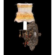 Abbie 1 Light Wall Sconce