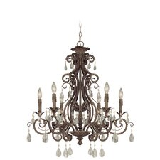 Englewood 6 Light Chandelier
