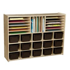 Contender Multi Use 32 Compartment Cubby