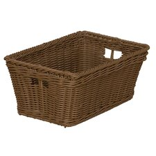 Natural Environment Basket in Natural Tan