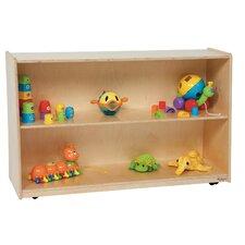 Tip-Me-Not Shelf Storage Cabinet