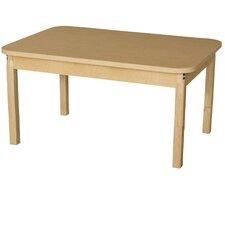 "44"" x 30"" Rectangular Classroom Table"